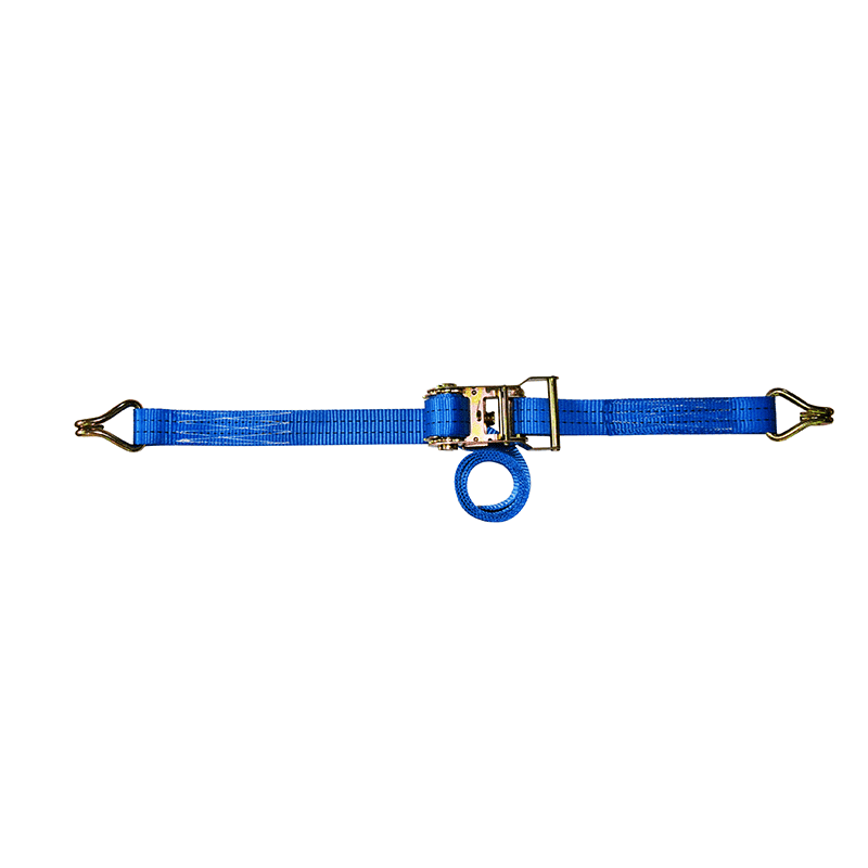 Special Design for Wheel Lasso Strap - Ratchet Tie Down For Europe EN12195-2 – SPC Featured Image