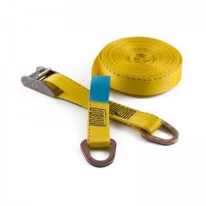 New Arrival China Lorry Ratchet Straps - Cambuckle Strap – SPC