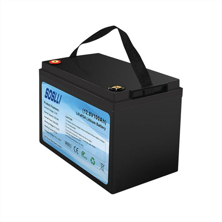 China 12V 100Ah LiFePO4 Deep Cycle Battery Manufacturer and Supplier | SOSLLI Featured Image
