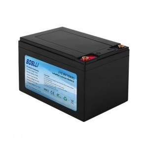 12V 10Ah LiFePO4 Deep Cycle Battery