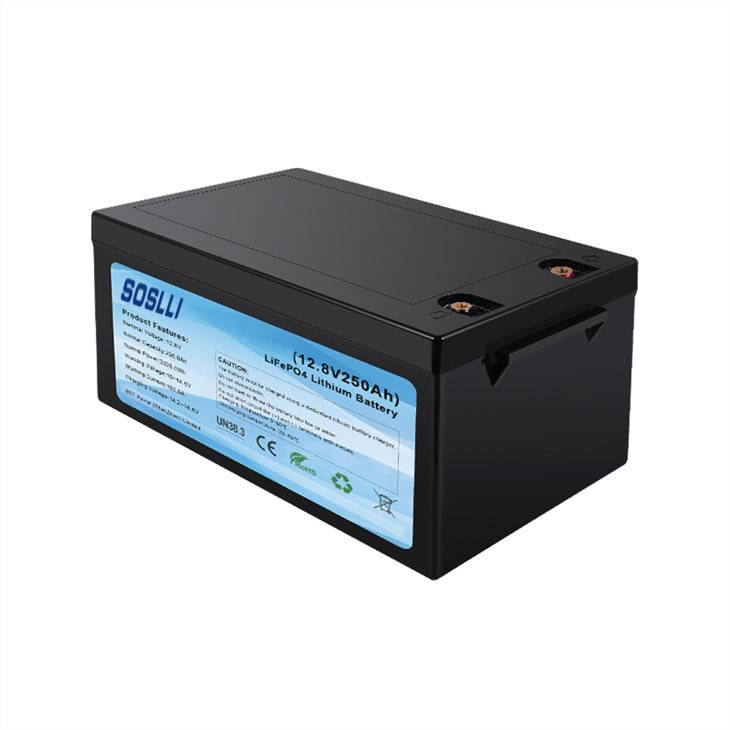 China 12V 250Ah LiFePO4 Deep Cycle Battery Manufacturer and Supplier | SOSLLI Featured Image