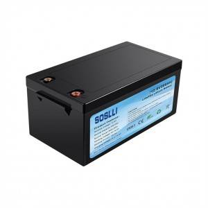 12V 300Ah LiFePO4 Deep Cycle Battery