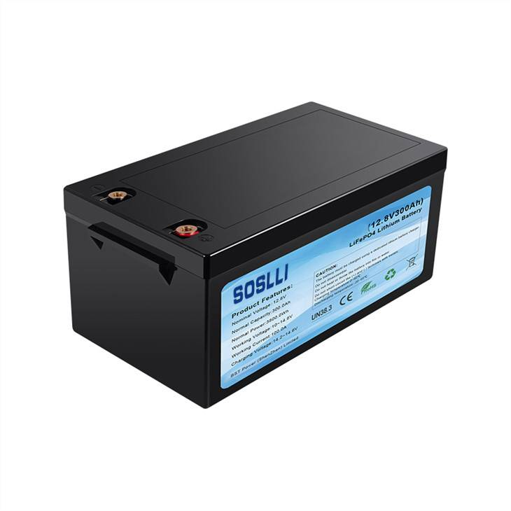 China 12V 300Ah LiFePO4 Deep Cycle Battery Manufacturer and Supplier | SOSLLI Featured Image