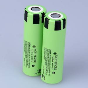 Panasonic NCR18650B Lithium Ion Battery Cell