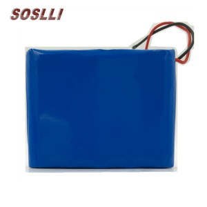 China 11.1V 30Ah li-ion 18650 lithium ion li-ion battery pack for solar street light Manufacturer and Supplier | SOSLLI