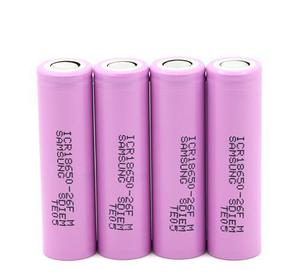 China 18650 3.6V 2600mAh Samsung Lithium Battery Pack For POS Machine Manufacturer and Supplier | SOSLLI