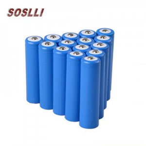 3.2v 1500mAh 18650 lithium iron phosphate battery cell