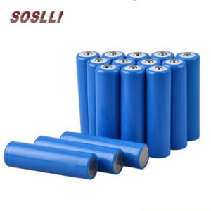 3.2v 1000mAh size A 18500 Lithium Iron phosphate battery cell