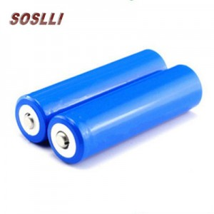 3.2v small cell 200mAh 10440 rechargeable LiFePO4 battery