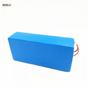 48V 12Ah lithium iron phosphate battery pack for mobility