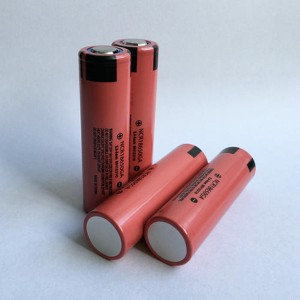18650 3.6V 3500mAh Lithium Ion Battery Sanyo Battery for Sound Equipment
