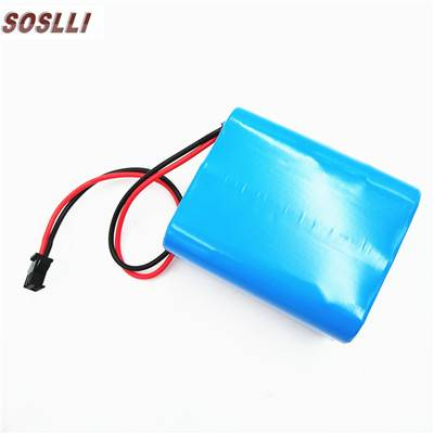 China 9.6V 1.5AH 18650 3s1p LiFePO4 battery pack for solar light Manufacturer and Supplier | SOSLLI Featured Image