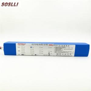 24V 18Ah 18650 rechargeable li-ion battery pack