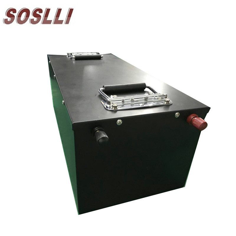 China 24V 200AH LiFePO4 lithium iron phosphate battery pack for off-grid solar energy Manufacturer and Supplier | SOSLLI Featured Image