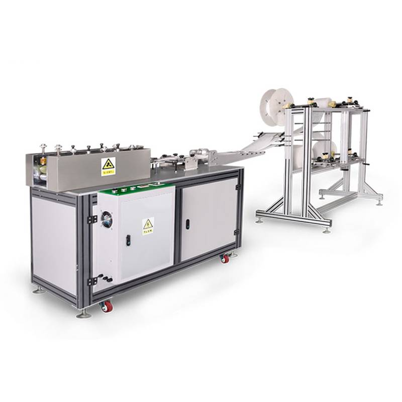 Super Lowest Price Ultrasonic Sealing Machine - High Speed Mask Cutting Machine – Shouzheng