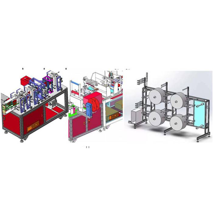 Leading Manufacturer for Ultrasonic Machine - Kn95 Mask Making Machine – Shouzheng