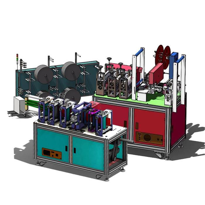 Discount wholesale Cutting Machine - Kn95 Mask Making Machine – Shouzheng