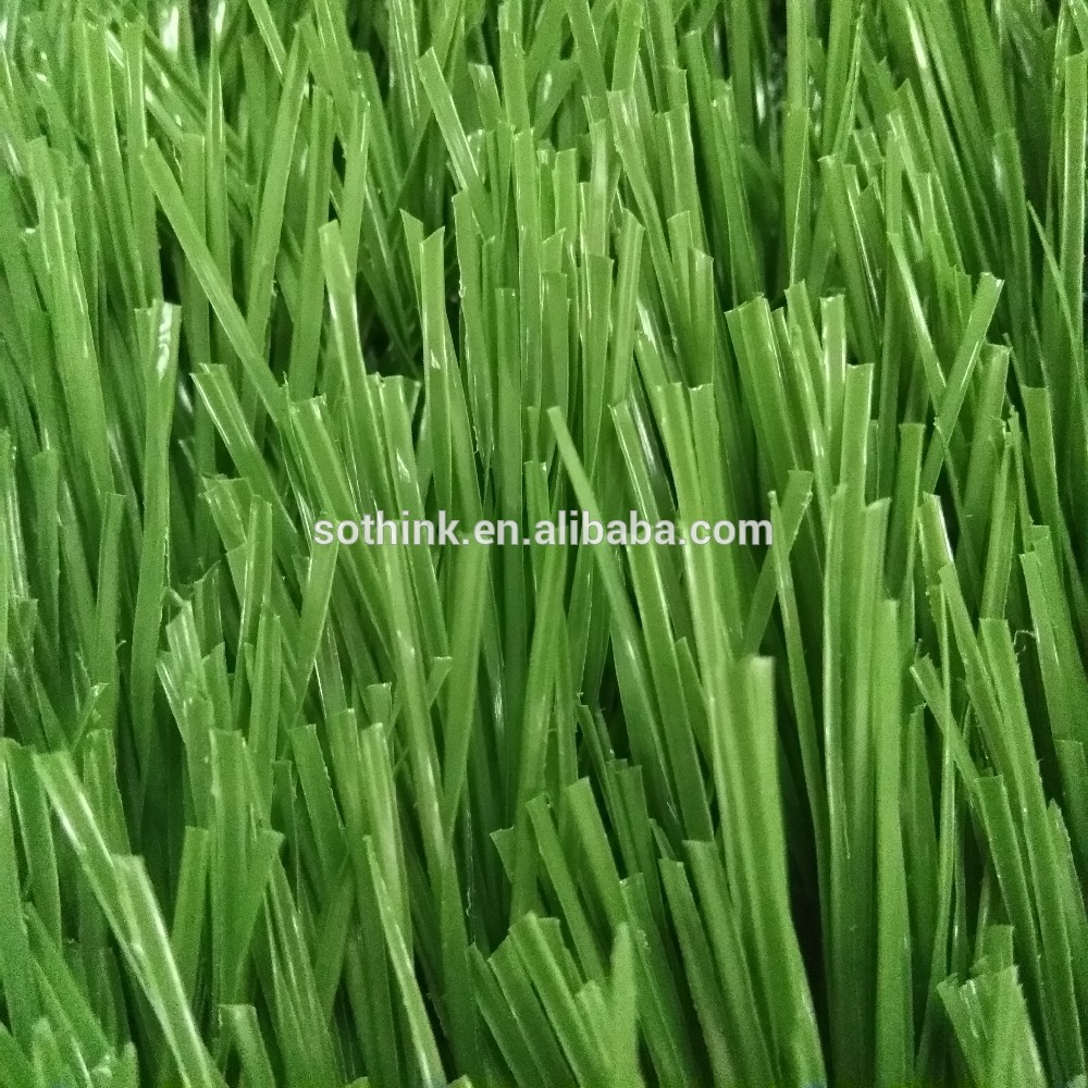 Factory Supply Installation Of Artificial Turf - wholesale natural looking soccer and football artificial grass turf – Sothink