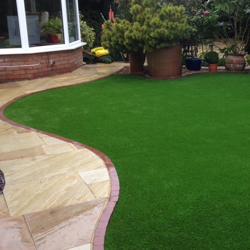 New Arrival China Is Fake Grass Good - Free sample cheap UV resistance natural artificial lawn grass cost – Sothink