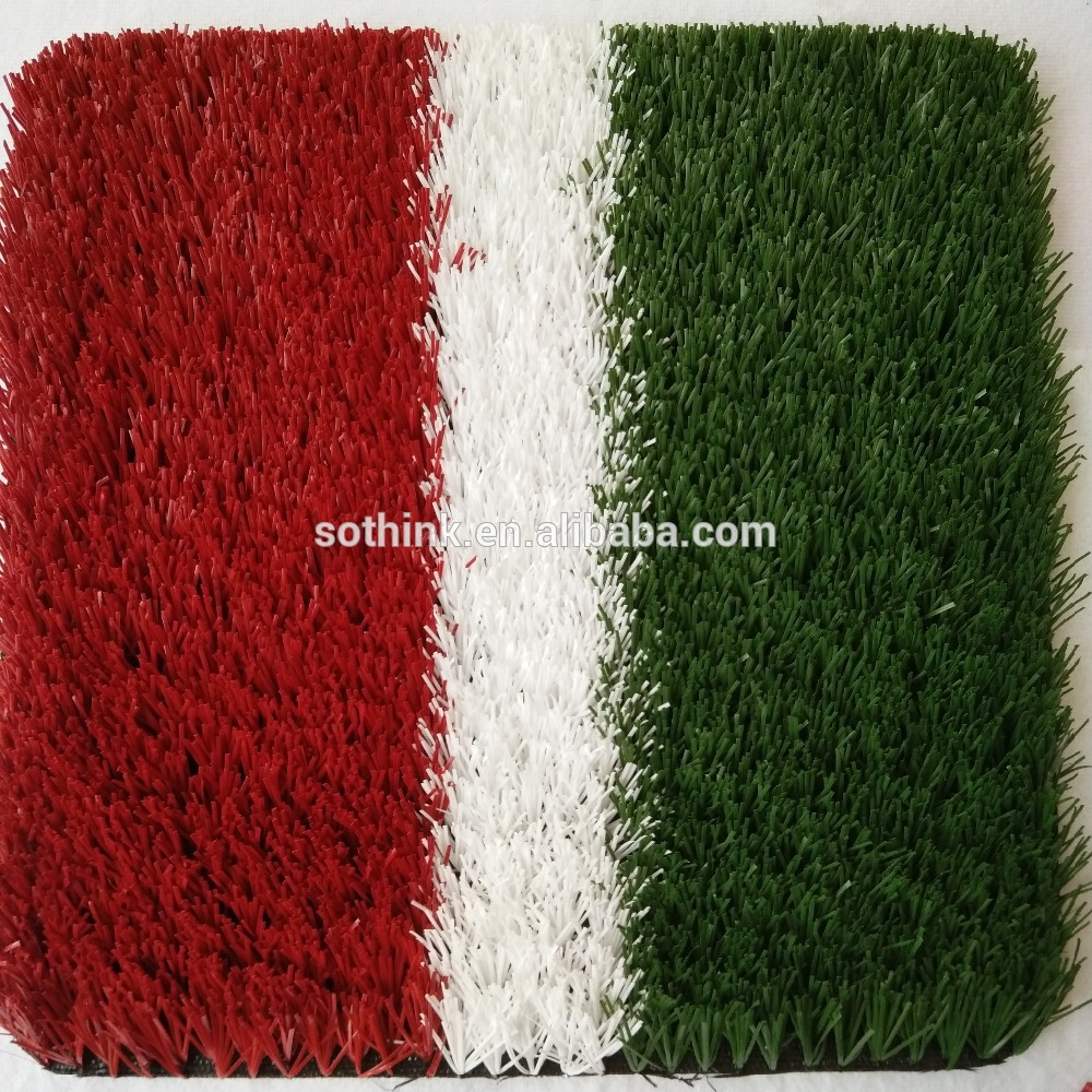 Big discounting Artificial Turf Supply - 50mm synthetic artificial grass for football soccer field – Sothink