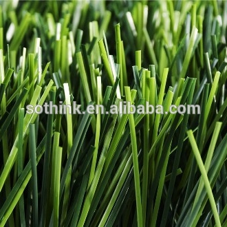 OEM Manufacturer Faux Lawn - wholesale natural looking soccer and football artificial grass turf – Sothink