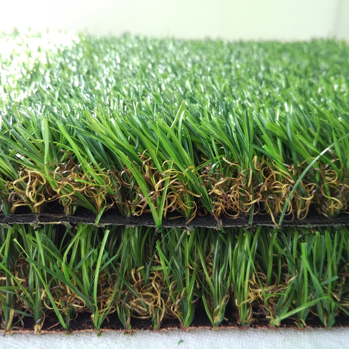 Hot sale natural 4 colors high density soft factory green plastic grass