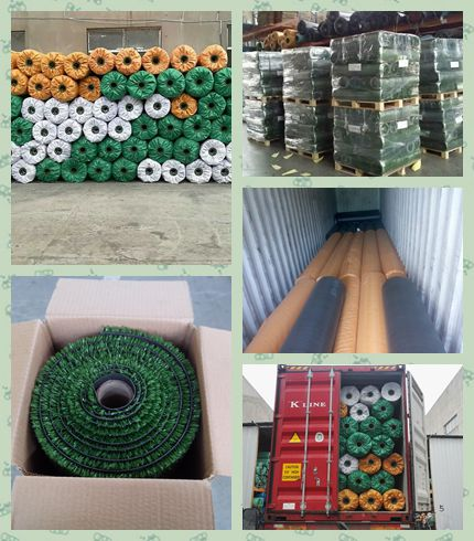 Hot sale free sample green 50 mm football field sports turf