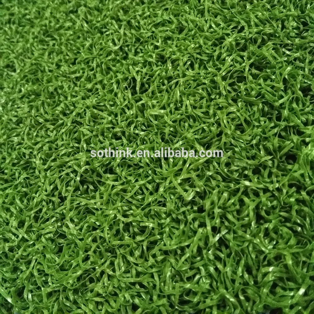 OEM Customized Artificial Grass Cost Installed - high quality cheapest Anti UV mini golf artificial grass – Sothink