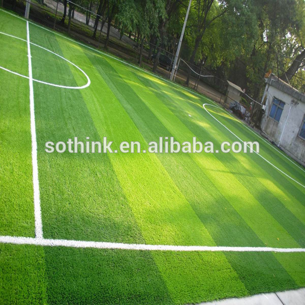 2020 China New Design Astro Lawn - 50mm hot selling Anti UV artificial grass football – Sothink