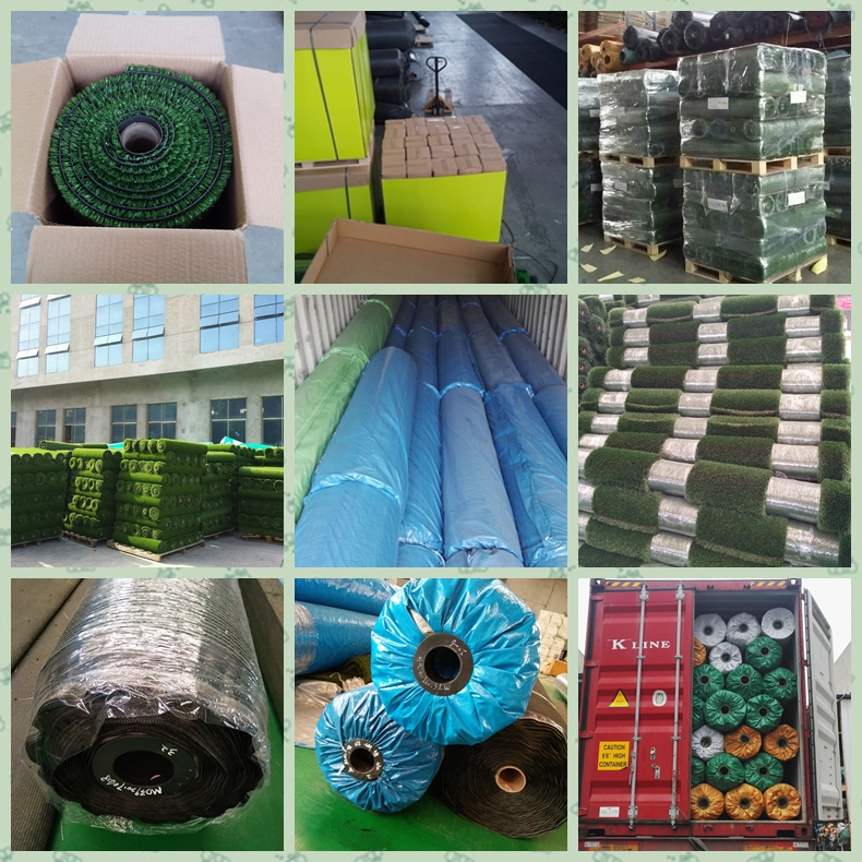 50mm synthetic artificial grass for football soccer field