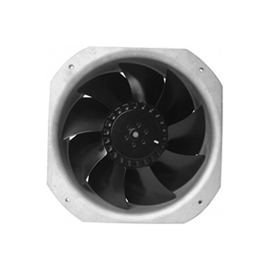 SA22580-2 225x225x80mm 220V single phase Full metal fan blade ac motor cooling axial fan