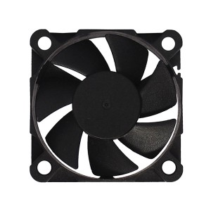 Hot sale Factory Dc Ventilation Fan - SD05010  50mm 5cm High Performance 5010 PBT plastic axial fan 50x50x10mm 5v 12v dc powerful oven air cooling fan  – Speedy