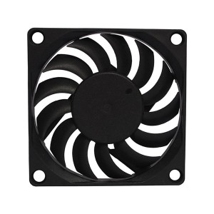 Wholesale Dealers of 75mm Dc Axial Fan - SD07010  70mm 7cm dc brushless fan 70x70x10mm DC 5V/12V/24V low power quiet noise axial cooling fan for cooling cpu – Speedy