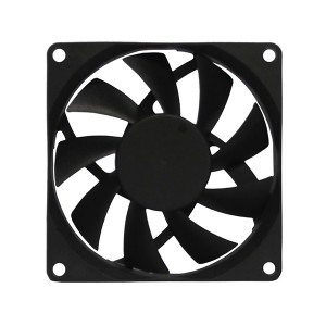 High Quality Dc Cooling Fan - SD08015 12v 24v 48v 80mm 8cm 80x80x15 3inch 12v 24v dc brushless PWM FG 8015 pc cooling fan for computer,microwave oven,tv  – Speedy