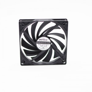 Bottom price 4028 Dc Cooling Fan - DC COOLING FAN SD10015  10015 100x100x15mm 10cm 100mm 4 inch 12v Ball Bearing CE Approved dc computer fan DC slim cooling Fan  – Speedy