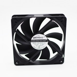 DC FAN SD14025 140mm 14025 dc 24V brushless 140x140x25 for telecom cabinet aixla cooling fan New computer pc 14CM chassis fan 3Pin support