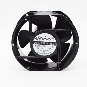 DC FAN SD17251-2 172x150x51mm 17251 172mm 12V 24V 48V DC Axial/Cooling Fan 172mm DC Brushless fan