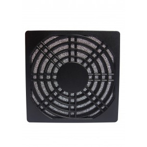 PF-08 80mmThree in one dust net cover 8cm dust-proof Fan filter  40mm,60mm,80mm,90mm,120mm fan filter