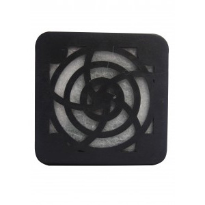Newly Arrival Cpu Exhaust Fan - PF-04-1 40mm Three in one dust net cover 4cm dust-proof Fan filter  40mm,60mm,80mm,90mm,120mm fan filter – Speedy