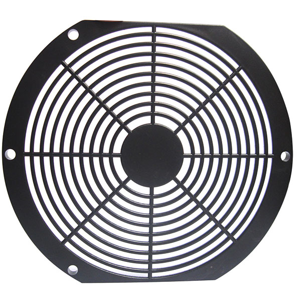 Reliable Supplier Exhaust Fan Type Axial - PG-17-1 172mm Plastic finger guard 40,60,80,90,110,120,172,220,254mm fan guard – Speedy