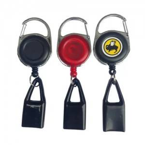 Heavy Duty Retractable Badge Reel Retractable Cigarette Lighter Holder