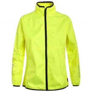 Hi-vis cycling jacket