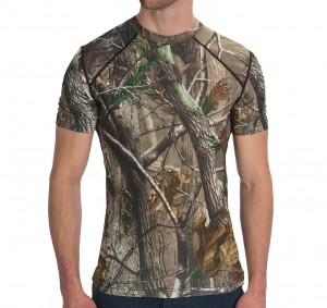 Hunting Camo Short-Sleeve T-Shirt