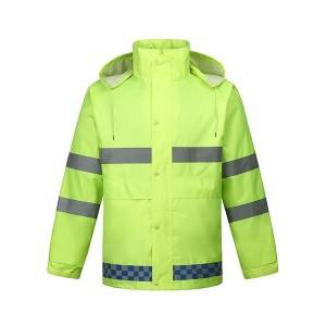 Security Traffic Work Jacket & Pant