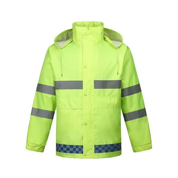 Security Traffic Work Jacket & Pant Featured Image