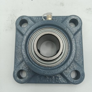 Factory Supply China Zys Pillow Block Bearing with Bearing Housing for Agricultural Machinery Ucpa204