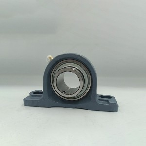 Wholesale OEM/ODM China Pillow Block Bearing NSK NTN NACHI Koyo Timken SKF UCP 207-20/UCP 209-28/UCP 207-21 /UCP 207-22/UCP306 Housing Auto Bearing Auto Pressed Units Bearing