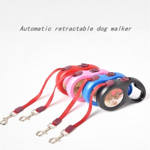 New small dog automatic retractable traction rope dog walking traction device pet traction rope