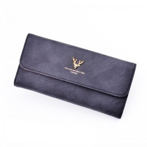 2020 new ladies wallet women's long wallet-type wallet