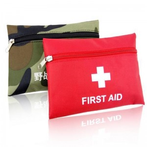 Factory Outlet Waterproof Oxford Fabric Family First Aid Kit Epidemic Prevention Hygiene Health Kit